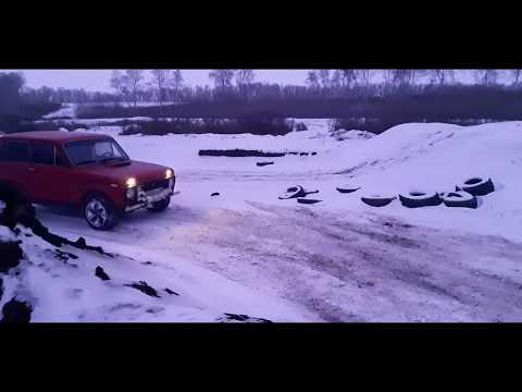 У нас нет непокоримых гор!!!! Вся информация в описании видео. нива на снегу. нива на бездорожье.