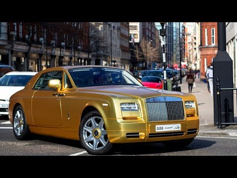 Mohammad Bin Salman Car Collection 2019 - Crown Prince of Saudi Arabia