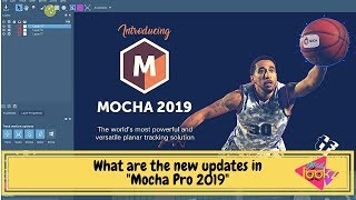 What are the new updates in Imagineers Mocha Pro-2019 ?