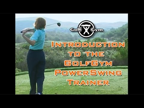 Golf Fitness – Golf Gym Power Swing Trainer Introduction – Golf Specific