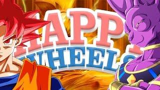 Happy Wheels: Dragon Ball Z Gawd - Part 243