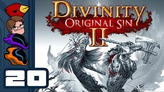 Let's Play Divinity: Original Sin 2 [Multiplayer] - Part 20 - No More Magisters