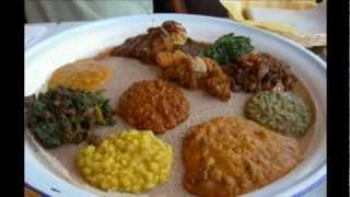 Most Common Ethiopian Foods