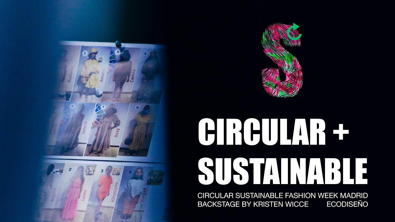 CSFWMadrid: Desfiles de Moda sostenible