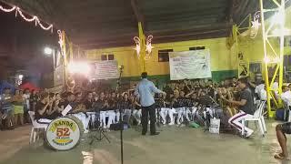 Banda 52 San Pedro - The Feast (Concert March)