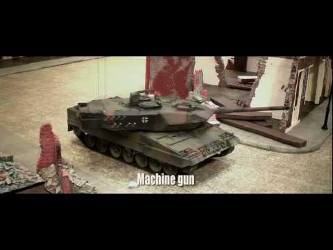 VSP VsTank Pro Leopard 2 A6