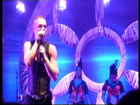 Erasure - Ship of fools (Brussels AB 09.11.11)