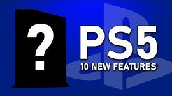 Sony PlayStation 5 - 10 NEW Features!
