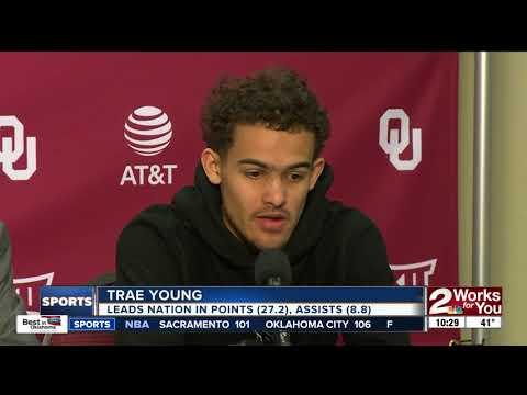 National Media takes exception to Oklahoma making NCAA Tournament