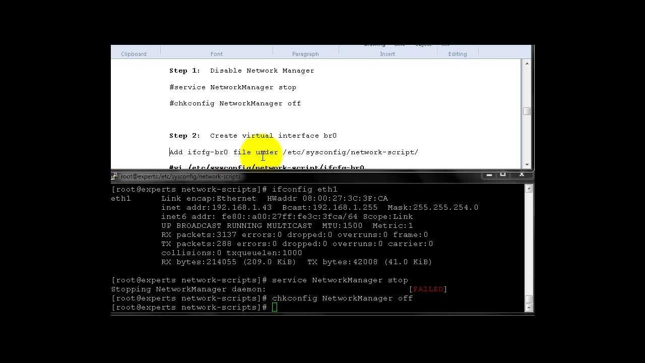 how to create link in linux