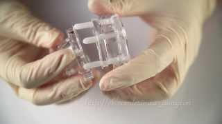 Видео-обзор пластикового пояса верности CB-6000s (Chastity Belt) от секс-шопа Dungeon