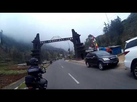 Touring Kemerdekaan - VRCI (Verza Rider Community Indonesia) Camp at Telaga Dringo