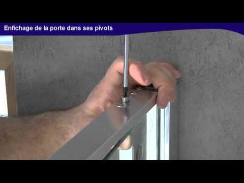 Video De Montage Simple Et Rapide Du0027une Paroi De Douche S550 De Leda