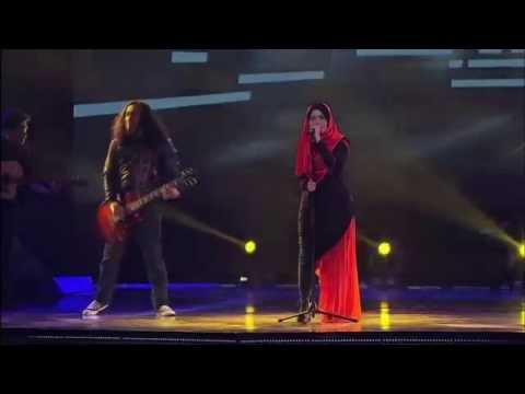 Anugerah MeleTOP ERA - Persembahan Najwa Latif - Hilang
