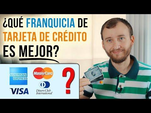 Visa Vs  Mastercard Vs  American Express Vs  Diners Club   Qué Franquicia De Tarjeta De Crédito Es