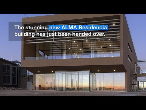 ESOcast 103 Light: New ALMA accommodation unveiled (4K UHD)