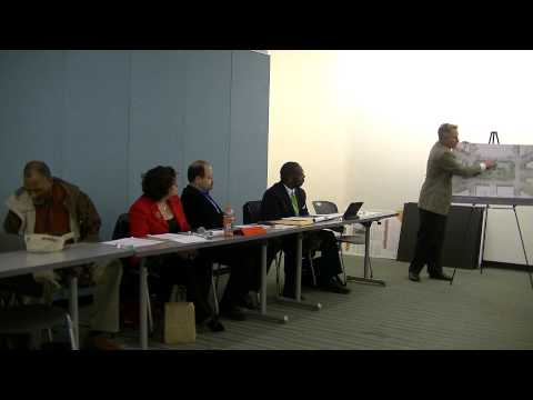 Advisory Neighborhood Commission 6E December 2013 Meeting Part 1