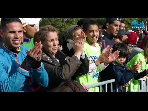 La 33eme édition du Marathon COMAR de Tunis - Carthage