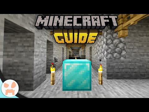 How To Find Diamonds FAST AND EASY! | The Minecraft Guide - Tutorial Lets Play (Ep. 4)