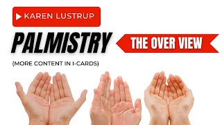 Palmistry: QUICK INSIGHTS - To Money, Wealth, Career Now