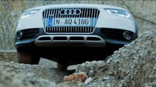 Audi A4 Allroad (2012) OFF-ROAD