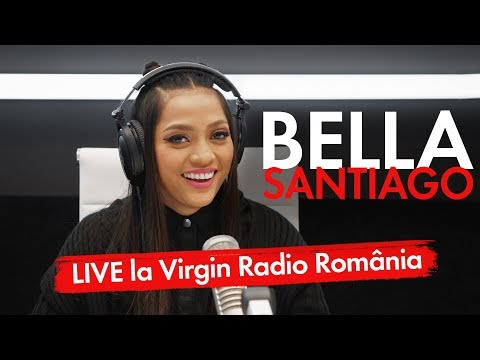 Bella Santiago, câştigătoarea X Factor 2018 - LIVE @Virgin Radio Romania