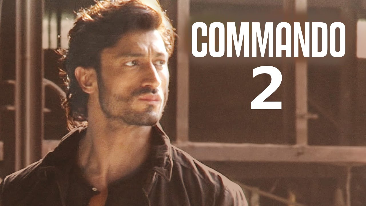 Image result for Commando 2 Movie 2017