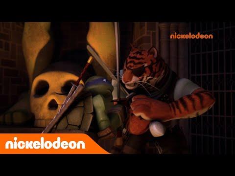 Teenage Mutant Ninja Turtles : les Tortues Ninja | Tiger Claw | Nickelodeon France