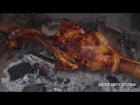 Lechon Pabo (Roasted Turkey)
