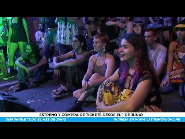 Le film ¡Bamos! diffusé sur Latin Show