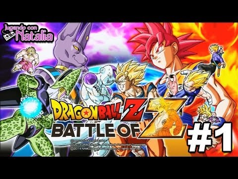 Jugando con Juan?? - Dragon Ball Z Battle of Z #1 Videos De Viajes