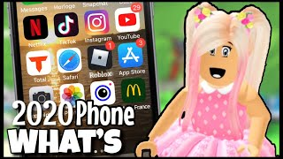 WHAT'S ON MY PHONE 2020 ?