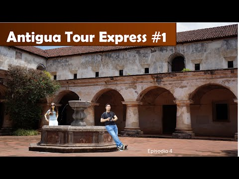 Antigua tour Express #1
