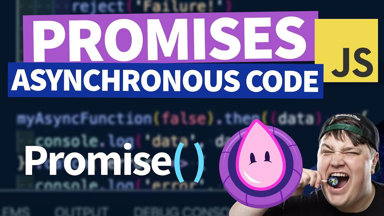 Promises in JavaScript: Asynchronous Programming & Requests - Jelly Drop
