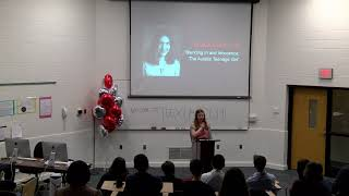 Blending In and Innocence: The Autistic Teenage Girl | Madeline Martin | TEDxUnionvilleHS