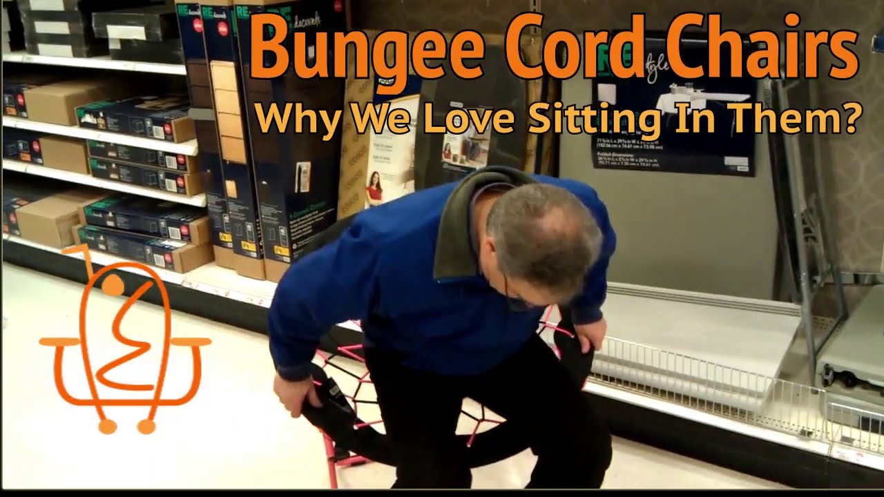 What Are Bungee Cord Chairs And Why They're Best Us For Chilling 7