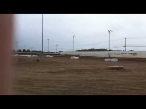Jimmy Sills 360 SPEC sprint Marysville Raceway Park