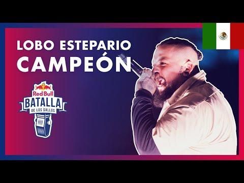 LOBO ESTEPARIO vs SKIPER - Final: Final Nacional, México 2019
