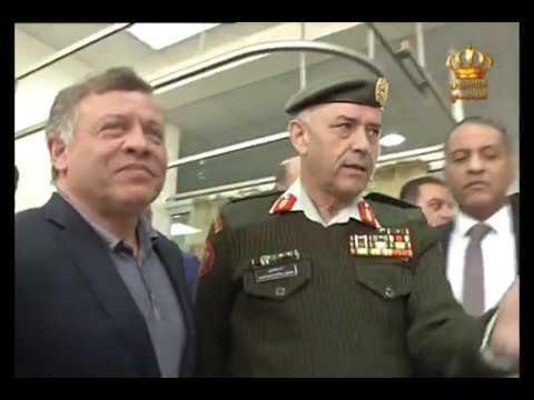 English News at Ten on Jordan Television 19-12-2016