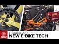 E-Bike Tech From Eurobike 2017