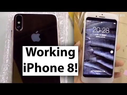 Download Youtube: A Working iPhone 8 Leaked! Or maybe a FAKE one?