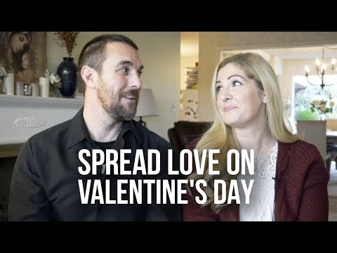 How to Spread the Love this Valentine's Day
