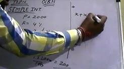 SIMPLE INTEREST TRICK (with multply 11) SBI PO CLERK ibps clerk po LIC aao