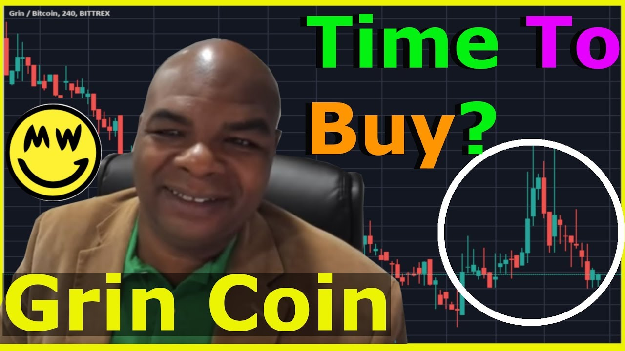 Grin coin is getting ready for a reversal, is it time to buy Grin coin?  Grincoin inflation explained