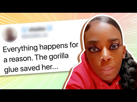 Tessica Brown's Gorilla Glue Saves Her Life, Doctor Finds Fatal Disease? - Spill