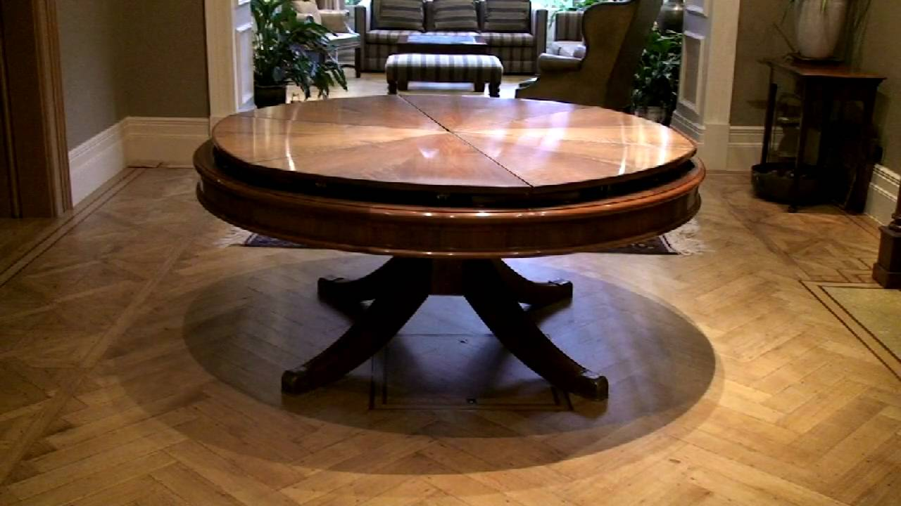 Design Couchtisch Ausziehbar Hampstead Fletcher Capstan Table - Youtube