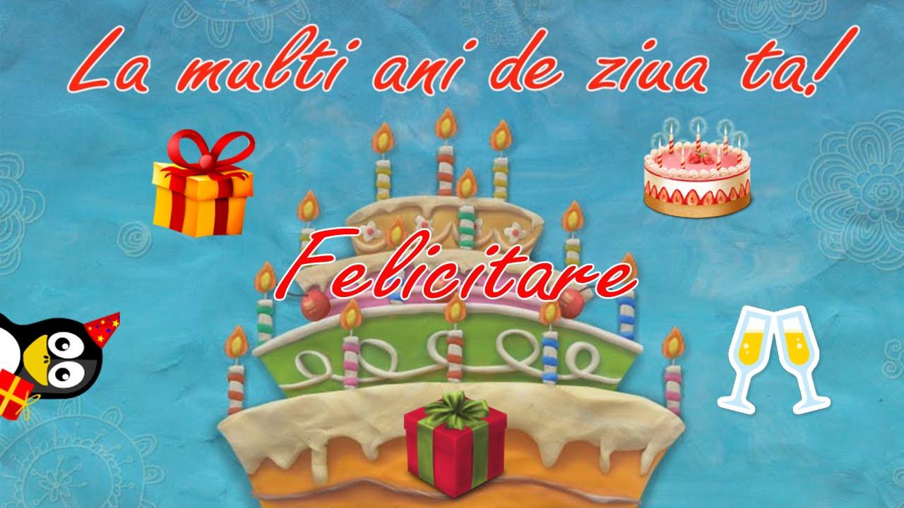 felicitari zi nastere gratuite La multi ani de ziua ta! Felicitare cu ocazia zilei de nastere  felicitari zi nastere gratuite