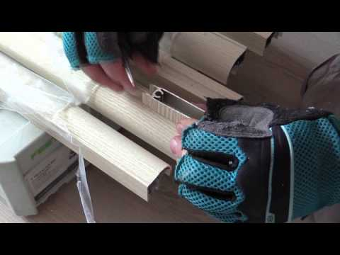 видео: Сборка дверей шкафа купе из фурнитуры