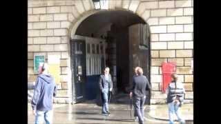 Mark Gatiss & Andrew Scott - Sherlock Series 3 Filming 14/04/2013 - SPOILERS