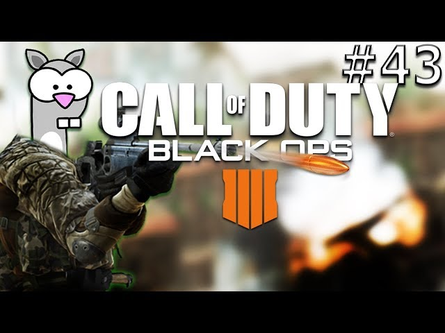 The Future Is Black - Call of Duty: Black Ops 4 Co-op - Multiplayer and Blackout - Episode 43